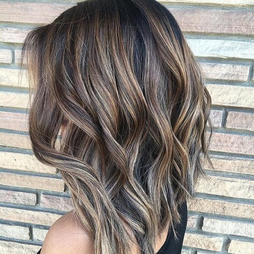 Funky-Cut-with-Fresh-Color 14 Best Bronde Hair Options in 2020
