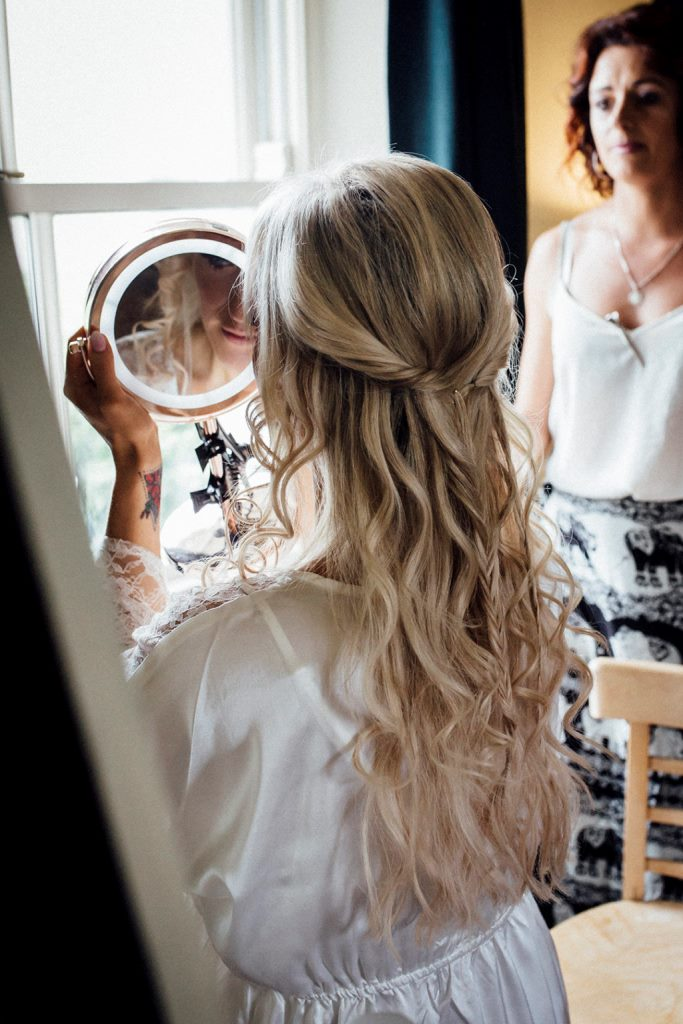 Half-Up-Half-Down-Look 14 Best Prom Hairstyles for All Hair Lengths