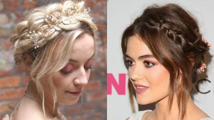 Halo-Braids 21 Halo Braids to Uplift Your Overall Appearance