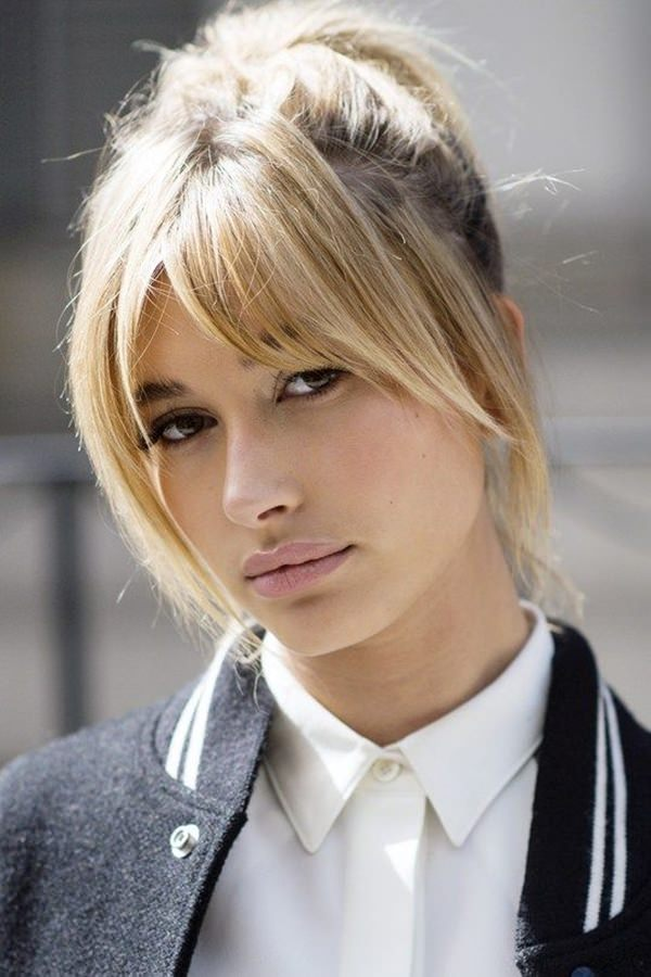 Long-Layered-Bangs 15 Hairstyles with Bangs for an Ultimate Gorgeous Look