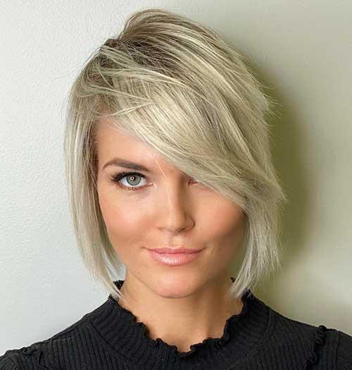 New-Bob-Haircut-Ideals-For-Women-12 New Bob Haircut Ideals For Women 2020