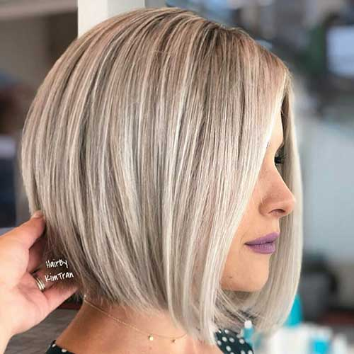 New-Bob-Haircut-Ideals-For-Women-16 New Bob Haircut Ideals For Women 2020