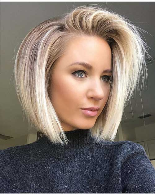 New-Bob-Haircut-Ideals-For-Women-2 New Bob Haircut Ideals For Women 2020
