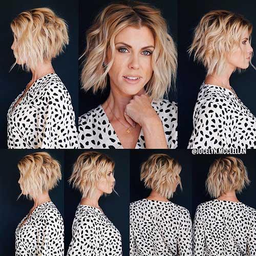 New-Bob-Haircut-Ideals-For-Women-52 New Bob Haircut Ideals For Women 2020