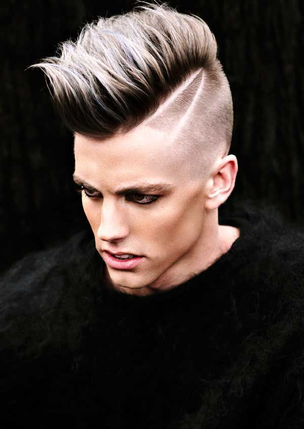 Ombre-Effect-Hair-Color-for-Men 20 Hair Color for Men to Look Ultra Stylish