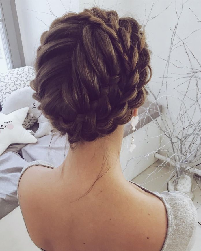 Royal-Braid-with-Highlights 21 Halo Braids to Uplift Your Overall Appearance