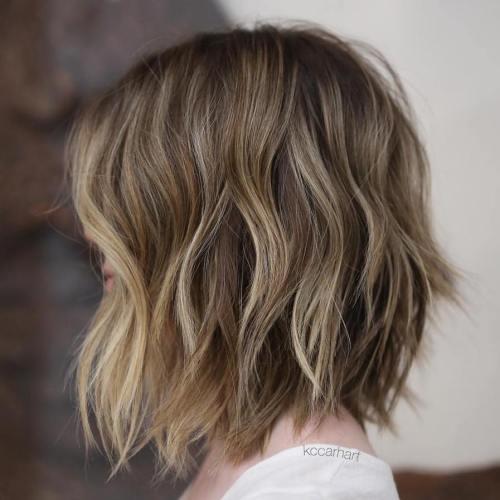 Shoulder-Length-Bronde-Hair 14 Best Bronde Hair Options in 2020