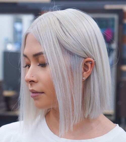 Straight-Bob-Hairstyle-for-Fine-Hair 15 Fabulous Hairstyles for Fine Hair