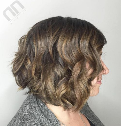 Subtle-Balayage-Highlights-for-Short-Hair 14 Trendy Balayage Short Hairstyles