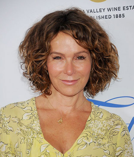 Summer-Haircut Best Short Curly Hairstyles for Women Over 50