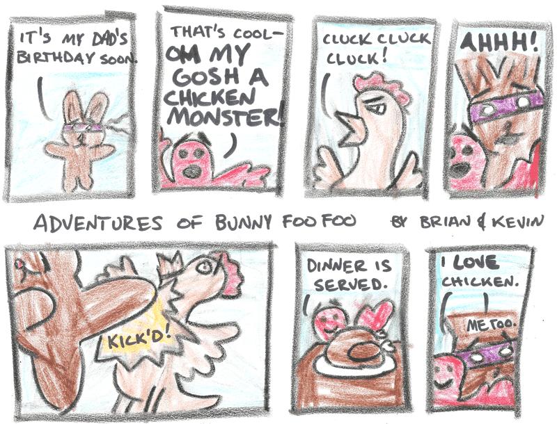2009-12-27-Monster-Chicken,-It's-What's-For-Dinner
