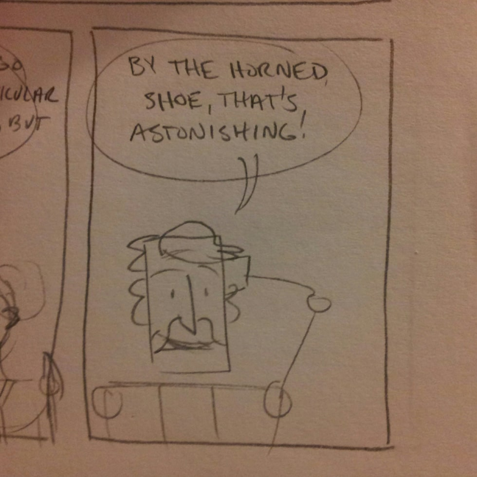 pencils-done-horned-shoe-gentleman