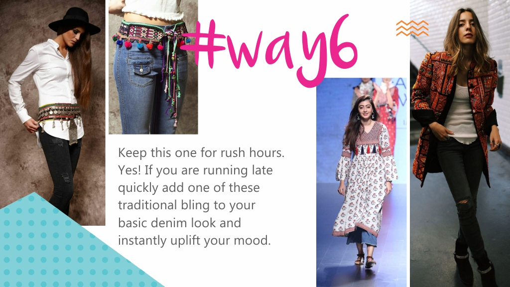 Way 6- 9 Days 9 Ways- The Understated