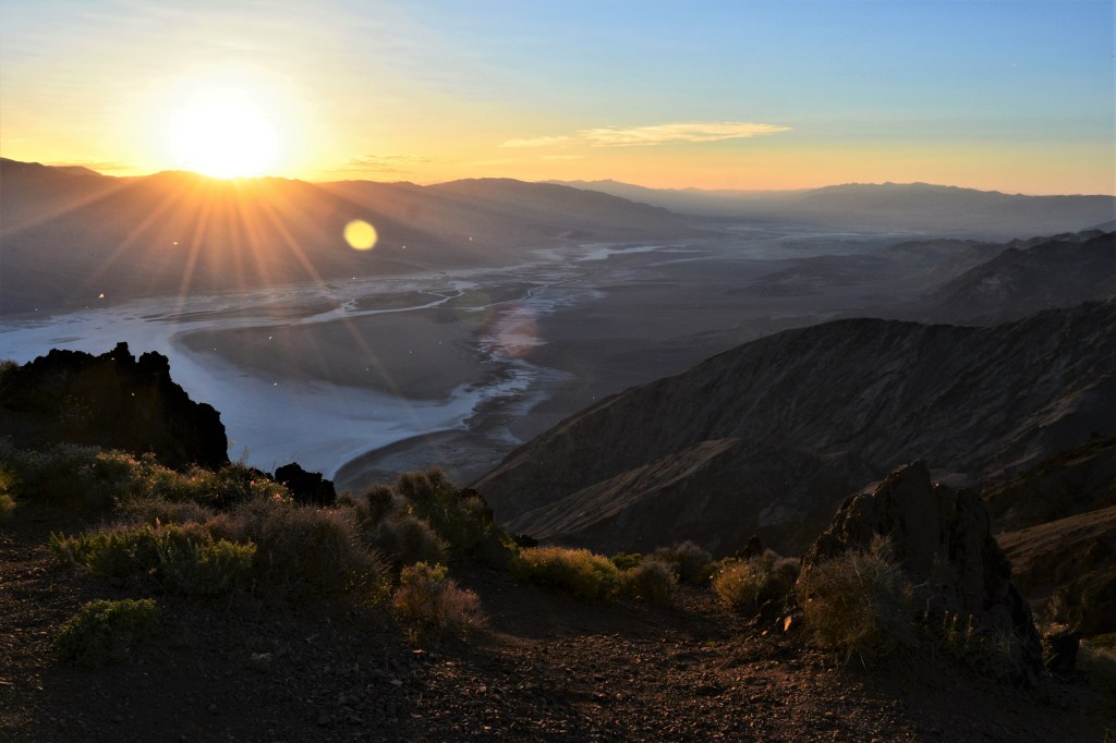 Must See Sights in Death Valley