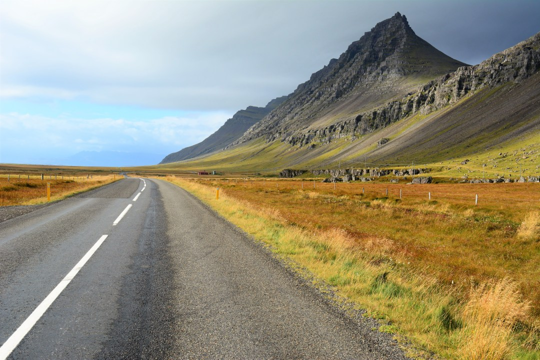 Epic Scenery along Iceland's Route 1