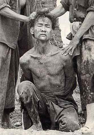 Pol Pot Torture