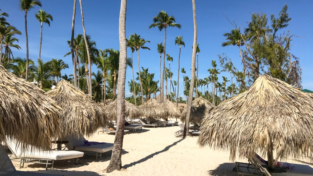 The Beach at the Reserve at Paradisus Punta Cana