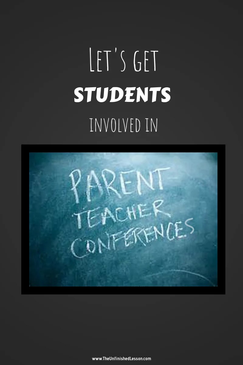 Click here for Student-Led Conferences!
