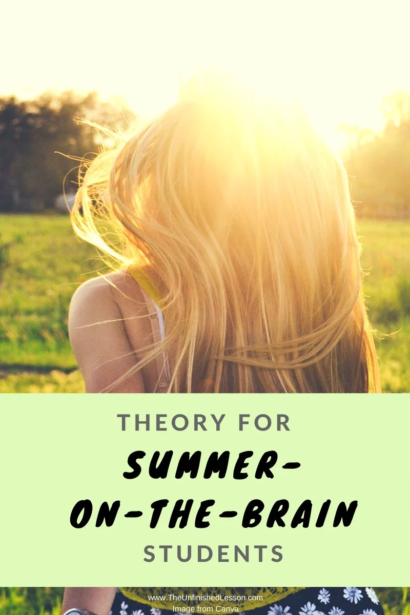 Theory for Summer-On-The-Brain Students