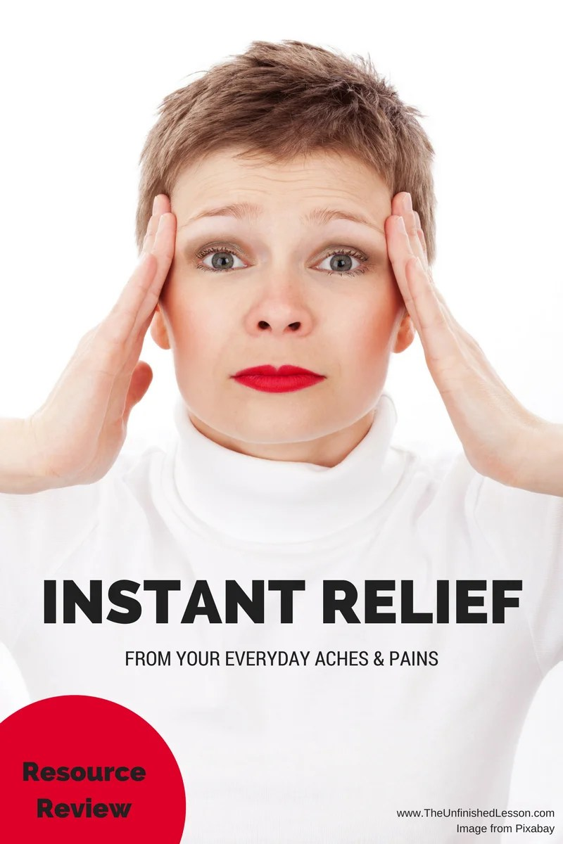 Instant Relief: Resource Review