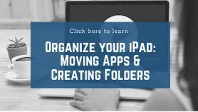 How to organize your iPad
