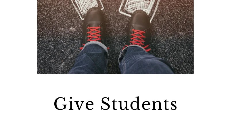 How to Give Student Choices With Boundaries