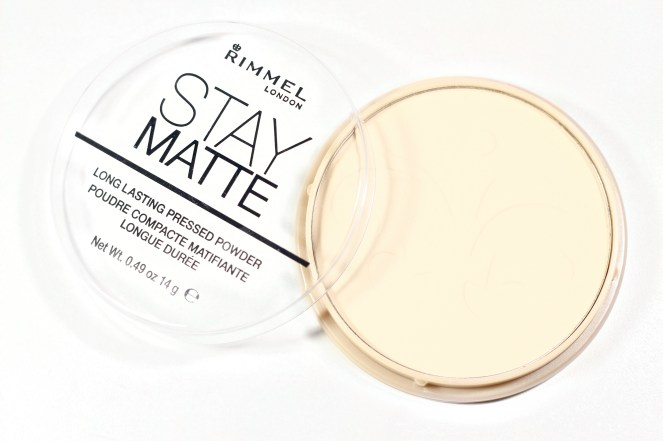 Rimmel Stay Matte Pressed Powder (Translucent)