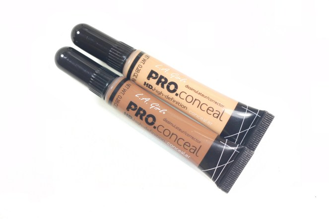 LA Girl Pro Conceal Concealer (Creamy Beige, Toast)