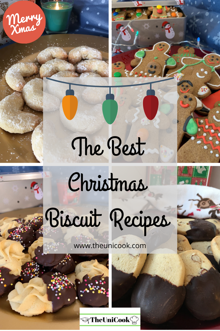 My Top 5 Christmas Biscuit Recipes Theunicook