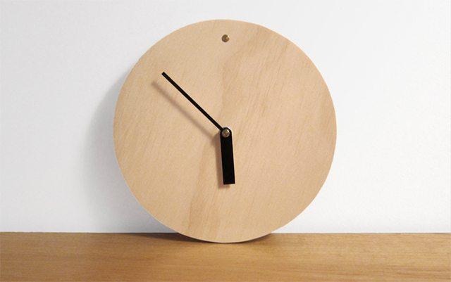 Zoe Ikin Clock