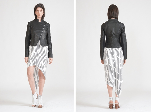 moochi quilted leather jacket