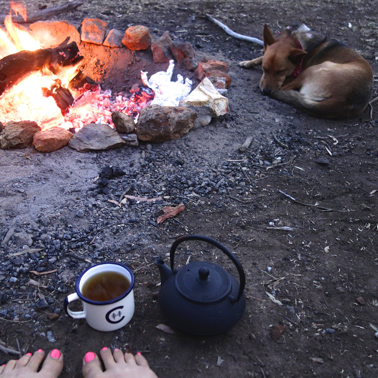 how to cook potatoes in a fire the unimpossibles glamping camping couturing 4