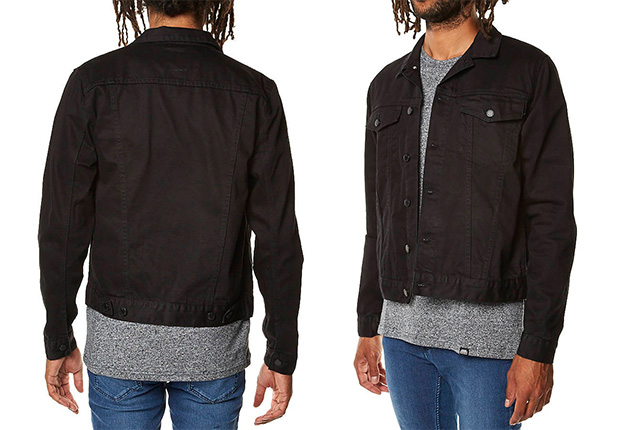 Cheap Monday // The Staple Jacket SS Rinse Black