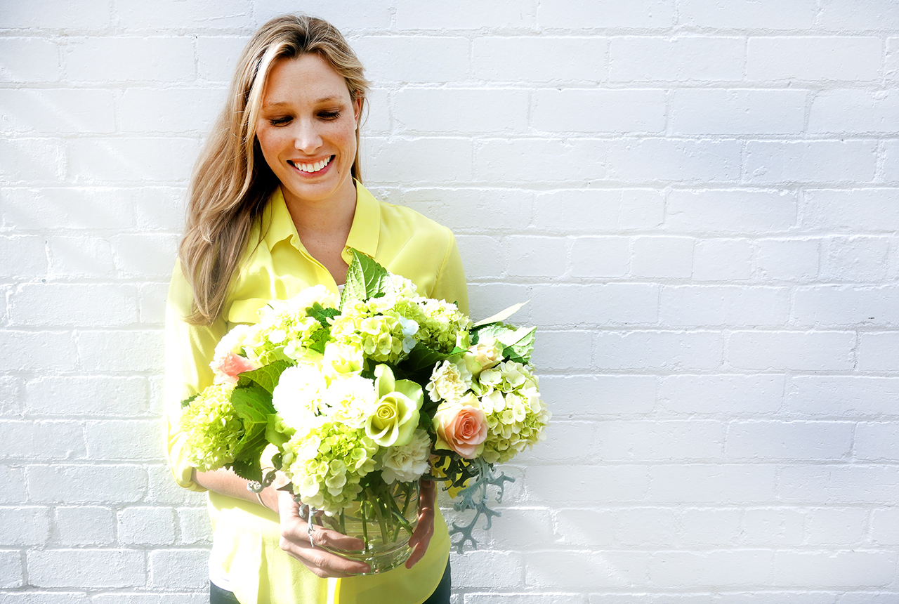 Courtney Ray, Founder of DAILYBlooms