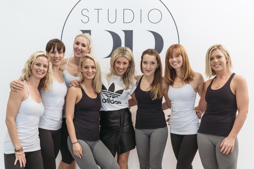 studio PP Steph Prem yoga pilates hip hop yoga South Yarra Melbourne