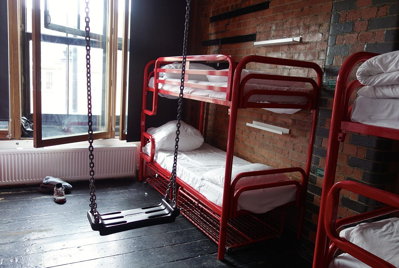 The Dictionary Hostel Shoreditch Hipster coolest place to stay 2