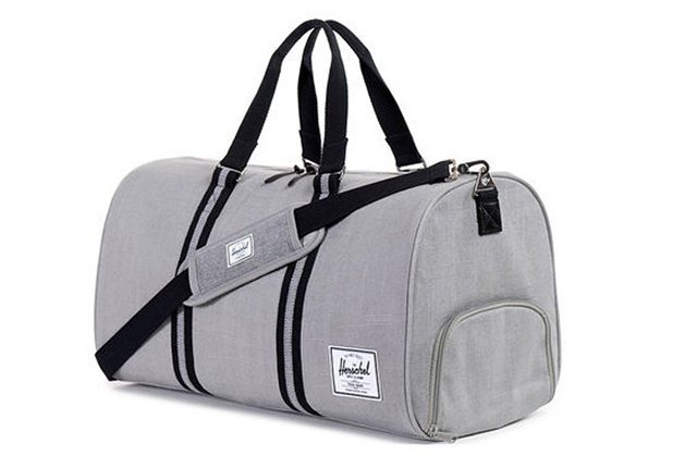 HERSCHEL SUPPLY CO NOVEL HEMP DUFFLE BAG 2