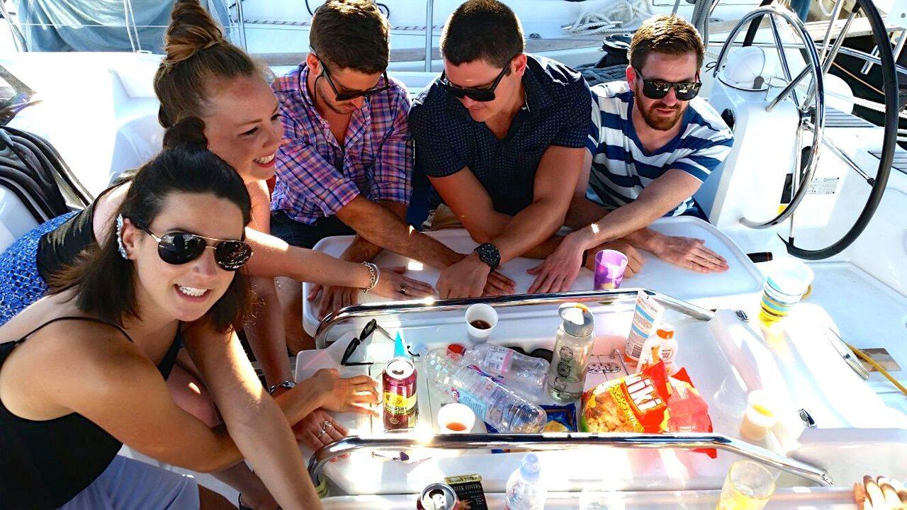 MedSailors Hvar Croatia Party Island Drinking Game
