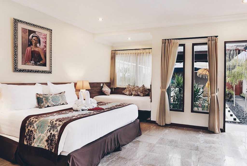 Gili T Luxury Vila Bali Beach Accomodation Private Pool Vila Ombak