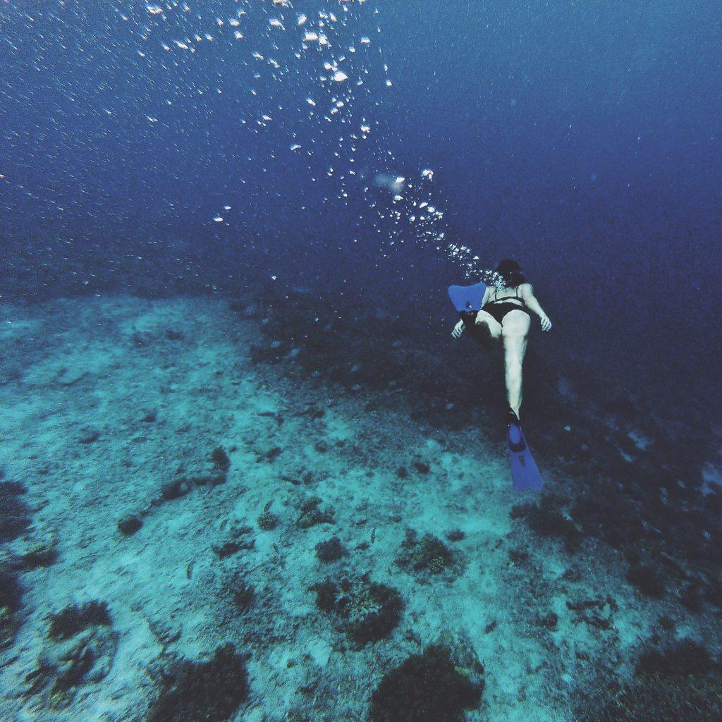 Gili T Luxury Vila Bali Beach Accommodation Swimming Sea Turtles