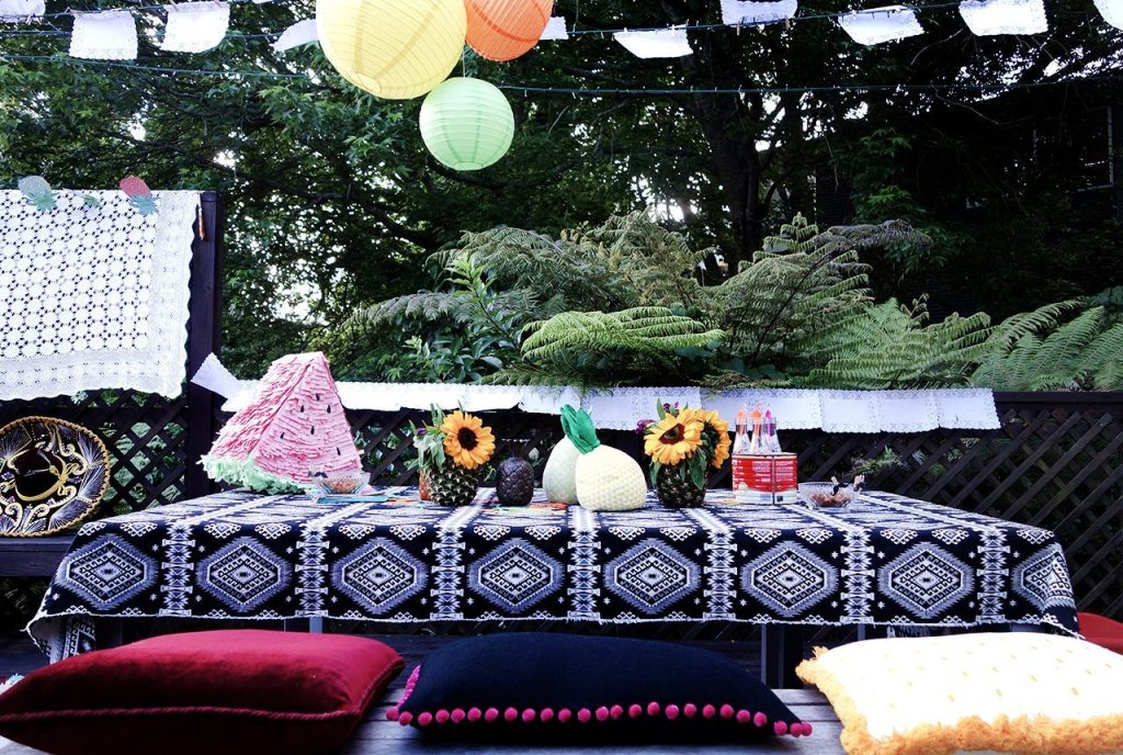 Mexican Themes Hen's Night Event Stylist Kate Alexander Places and Graces 26