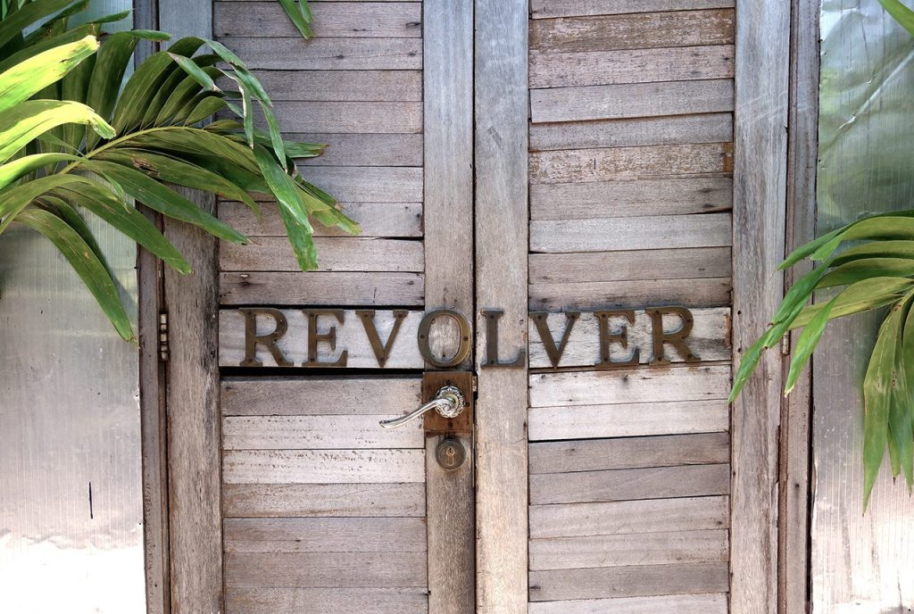 Revolver Cafe Seminyak Best Cafe Gluten Free Dairy Free Bali Place to Eat