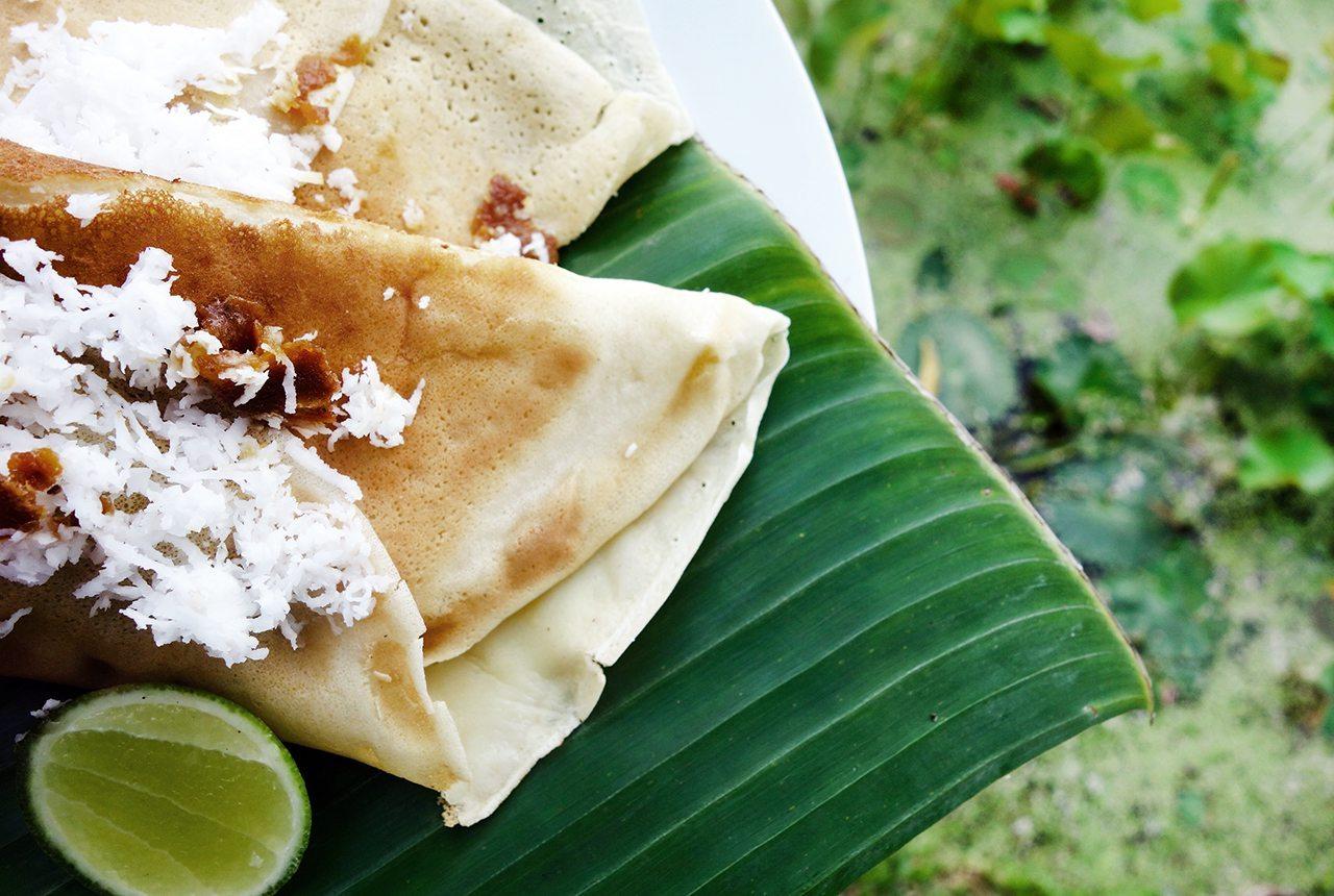 clean eating best gluten free coconut banana pancakes Sharing Bali