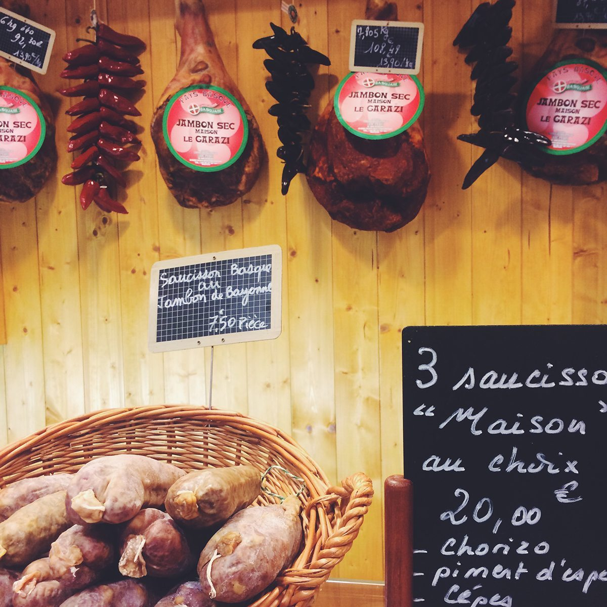 What food do you eat on Camino de Santiago