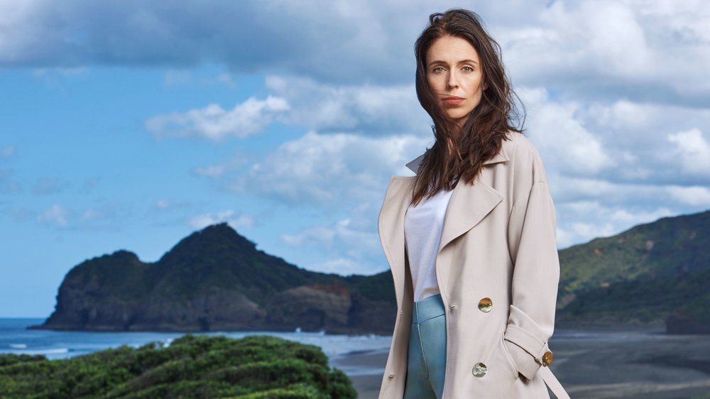 Jacinda Ardern Vogue March 2018