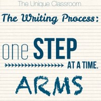 The Writing Process in the LS Classroom – Part 3 of 5: ARMS