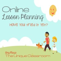 Online Lesson Planning