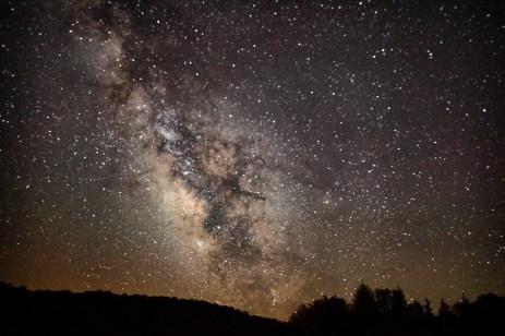 Milkyway summit lake West Virginia
