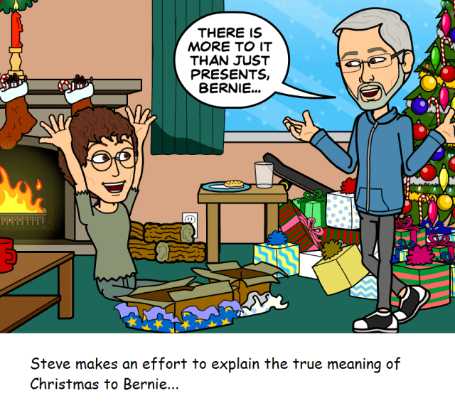 merry christmas - presents