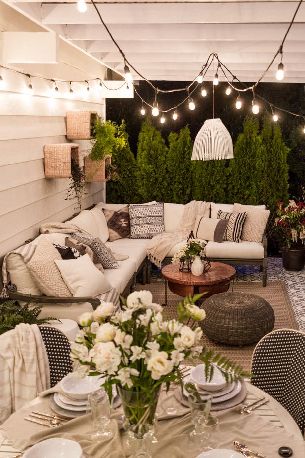 18 gorgeous diy outdoor decor ideas for